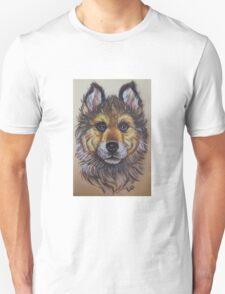 the wolf baby Unisex T-Shirt