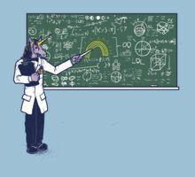 Unicorn Field Theory by Jonah Block