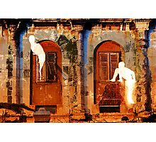 The Essence of Croatia - The Ghosts of Diocletian's Palace Photographic Print