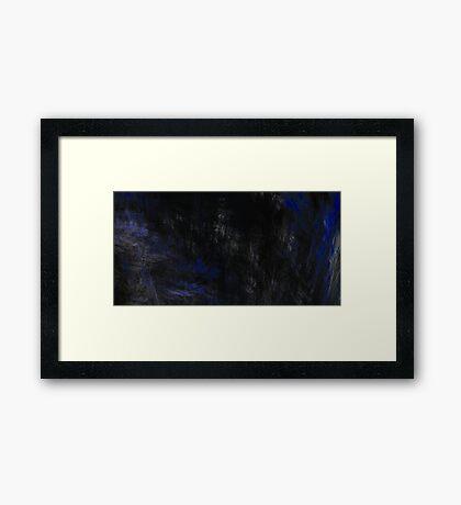 At Night Framed Print