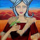 Praying Mantis by ClaudiaTuli