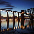 The Bridges by Night by Chris Cherry