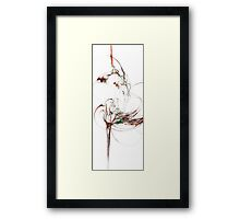 Birth Canal Framed Print