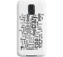Think Different Samsung Galaxy Case/Skin
