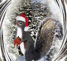 .¸¸¸.•*•♪ღ♪ MY SQUIRRELLY GIFT I GIVE TO U HAVE A NUTTY CHRISTMAS  .¸¸¸.•*•♪ღ♪ by ╰⊰✿ℒᵒᶹᵉ Bonita✿⊱╮ Lalonde✿⊱╮