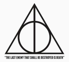 deathly hallows and death