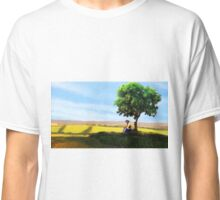Resting in the shade Classic T-Shirt
