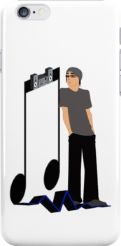 Lean upon what's Sound - iPhone Case by Denis Marsili - DDTK