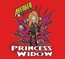 Princess widow - Avenger Time Baby Tee