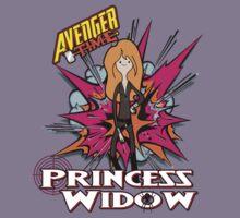 Princess widow - Avenger Time Kids Clothes