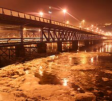 Frozen Bridge by NiallMcC