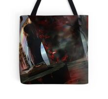 The Tomb of Ligeia // Quoth the Raven Nevermore Tote Bag