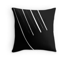 Pronged and Pointed Throw Pillow