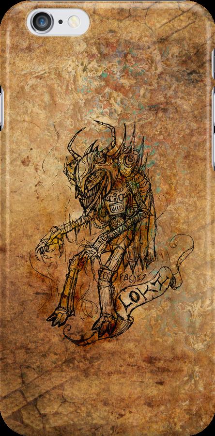 Loki Mischief God by Extreme-Fantasy