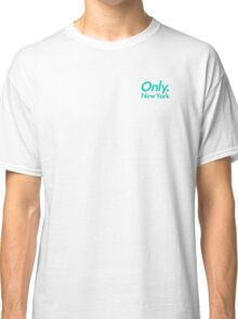 Only NY Classic T-Shirt