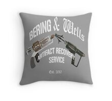 Bering and Wells  Throw Pillow