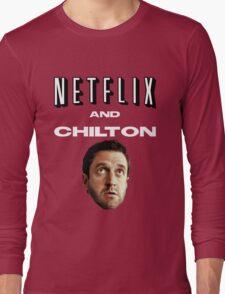 Netflix and Chilton Long Sleeve T-Shirt
