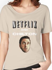 Netflix and Chilton Women's Relaxed Fit T-Shirt