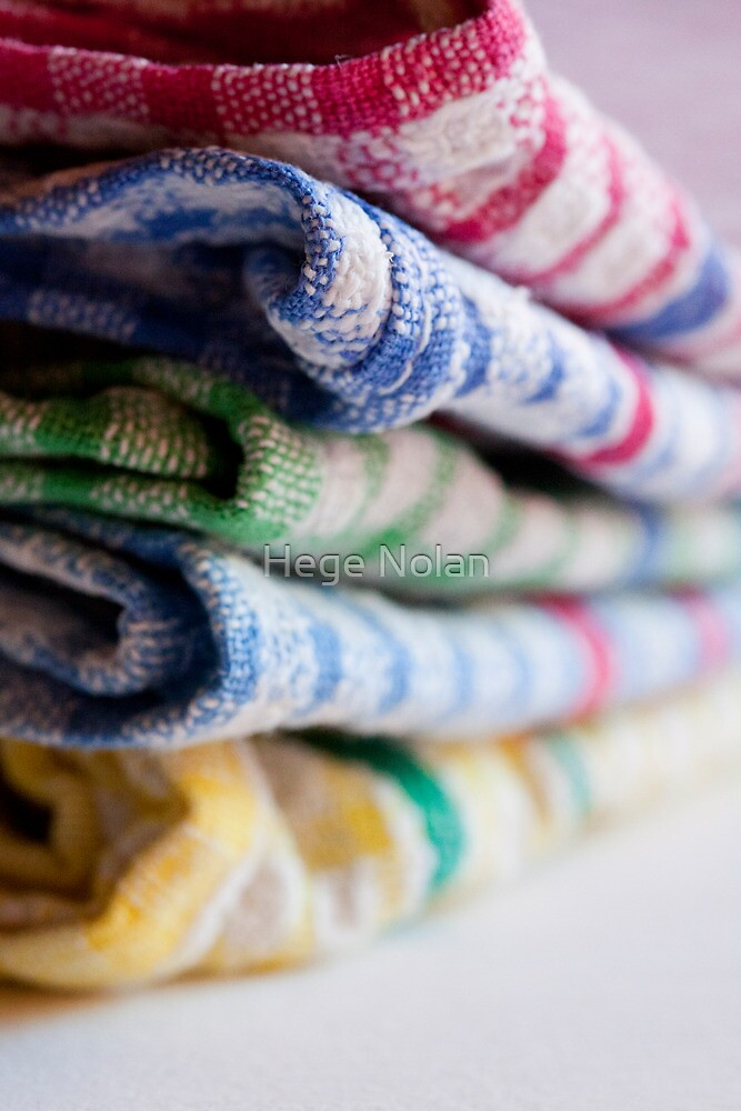 Drying Time by Hege Nolan