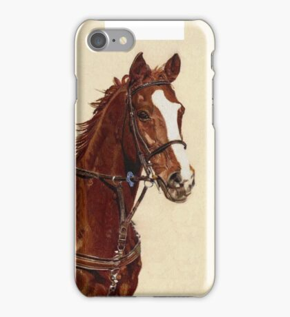 Thoroughbred iPhone and iPod Cases iPhone Case/Skin