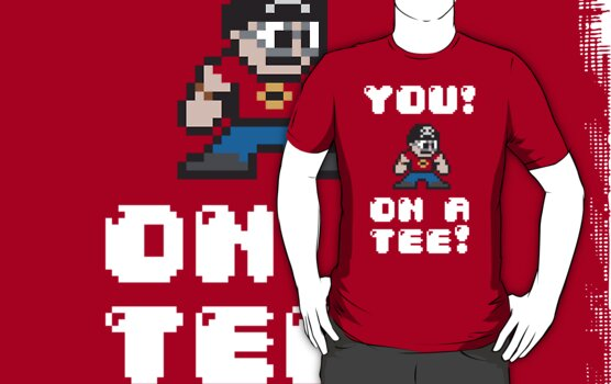 You on a Tee! by SevenHundred
