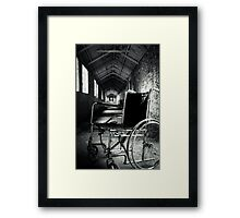 Dessicated Framed Print