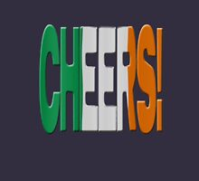 Cheers + Irish flag Hoodie