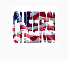 Cheers + US flag Unisex T-Shirt