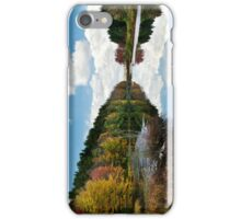 Beautiful Autumn Reflection Landscape iPhone Case/Skin