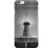 Wardenclyff Tower iPhone Case/Skin