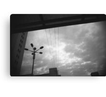 Kunming Abstract sky view Canvas Print