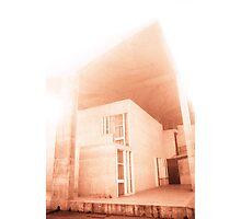 Corbusier Museum, Chandigarh Photographic Print