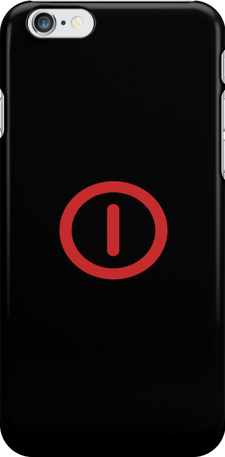 Power Off!  - Logo by Paul Gitto