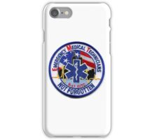 Emergency Medical Technician - New York (911 Commemorative) iPhone Case/Skin