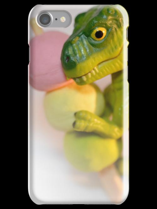 Iphone Case #4 - Dino by Cyndiee Ejanda