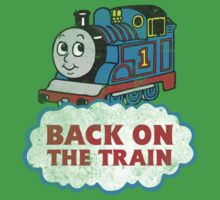 Back on the Train Baby Tee