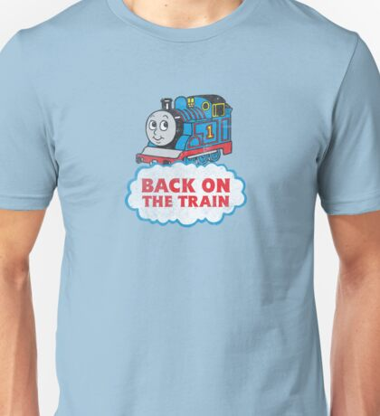 Back on the Train Unisex T-Shirt