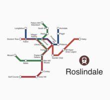 Roslindale by Rajiv Ramaiah