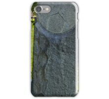 Time Stops for No Man iPhone Case/Skin
