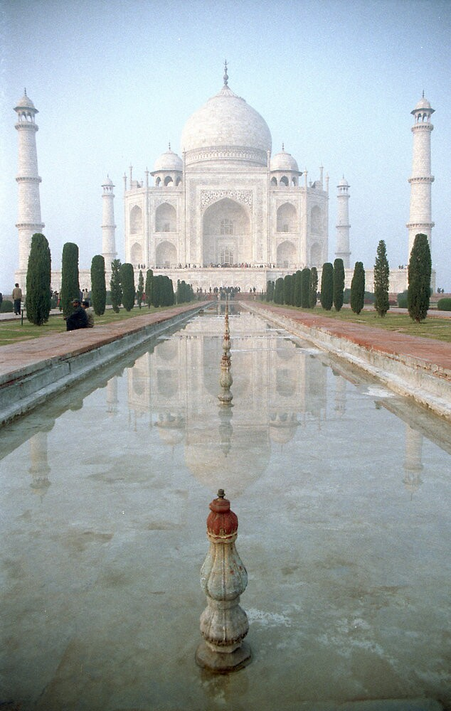 The Taj Mahal by Giles Freeman