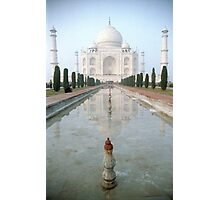 The Taj Mahal Photographic Print