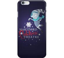 Jack Frost & The Hartford Children's Theatre iPhone Case/Skin