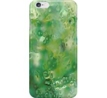 green abstract ~ iPhone Case iPhone Case/Skin
