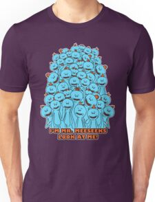 Mr. Meeseeks - Rick and Morty Unisex T-Shirt