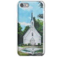 Country Church iPhone Case/Skin