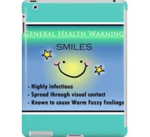 Infectious Smile iPad Case/Skin