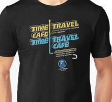 Time Travel Cafe Unisex T-Shirt