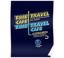 Time Travel Cafe Poster
