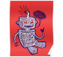 Beep Boop! Poster
