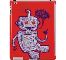Beep Boop! iPad Case/Skin